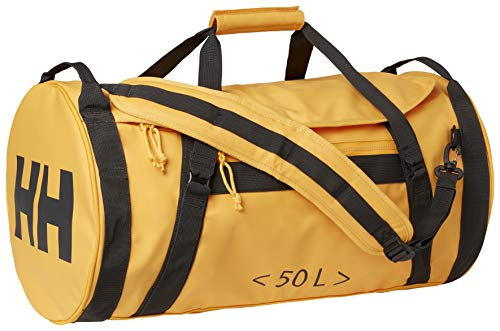 Helly Hansen Mens HH Classic Duffel Bag 30L Durable Nylon Travel Bag