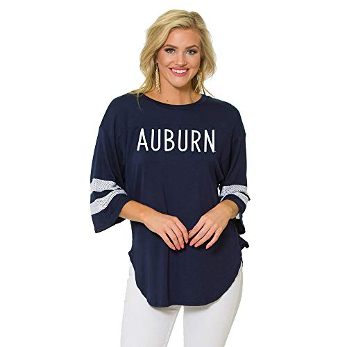 Flying Colors Womens Apparel Auburn Tigers | Jordan - Short Sleeve Jersey