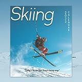 Skiing Calendar 2022: Calendar 2022 with 6 Months of 2021 Bonus