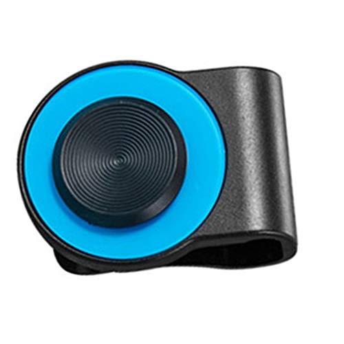 GFCGFGDRG Game Joystick Handy Game Rocker Phone Game Joystick Kunststoff Handy Tablet Gaming Controller Clip Typ, Blau
