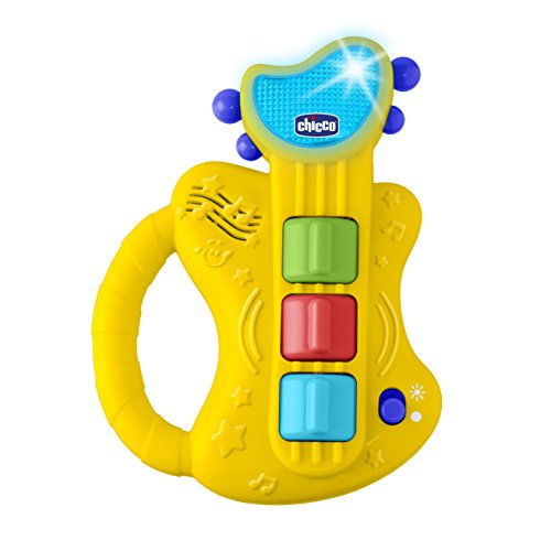 Chicco 00009620000000 Guitare Musical Multicolore