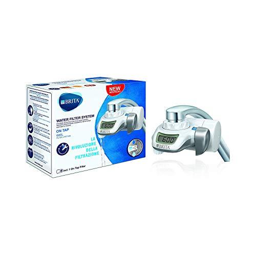 Sistema filtrante per rubinetto brita On Tap Bianco