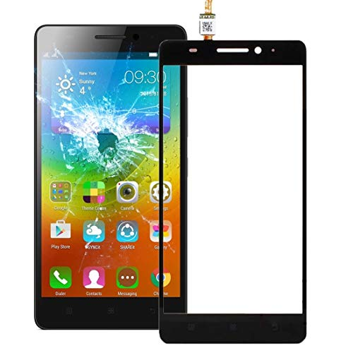 Liluyao Mobile parts For Lenovo A7000 Touch Panel (Black) (Color : Black)