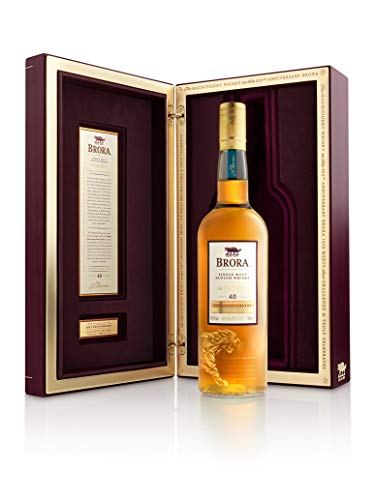 Brora Brora 40 Years Old 200th Anniversary Limited Edition 1978