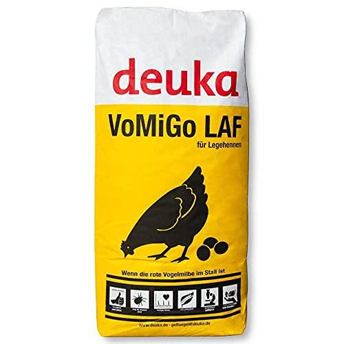 25kg deuka all-mash VoMiGo gekörnt Legehennenfutter