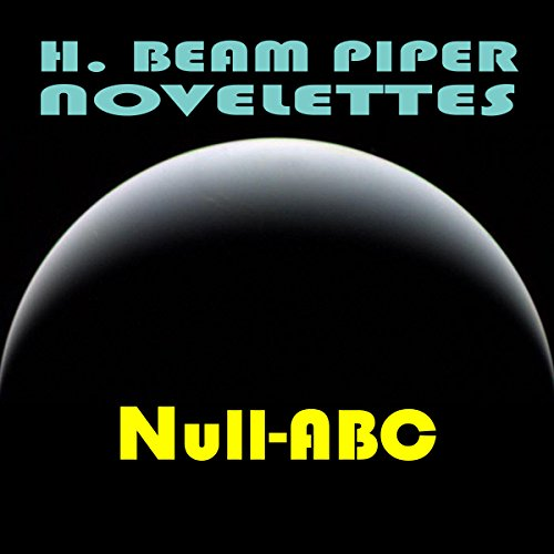 Null-ABC audiobook cover art