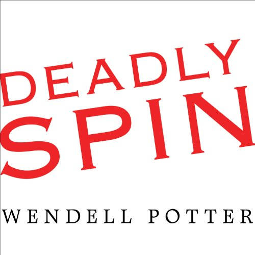 Deadly Spin audiobook cover art