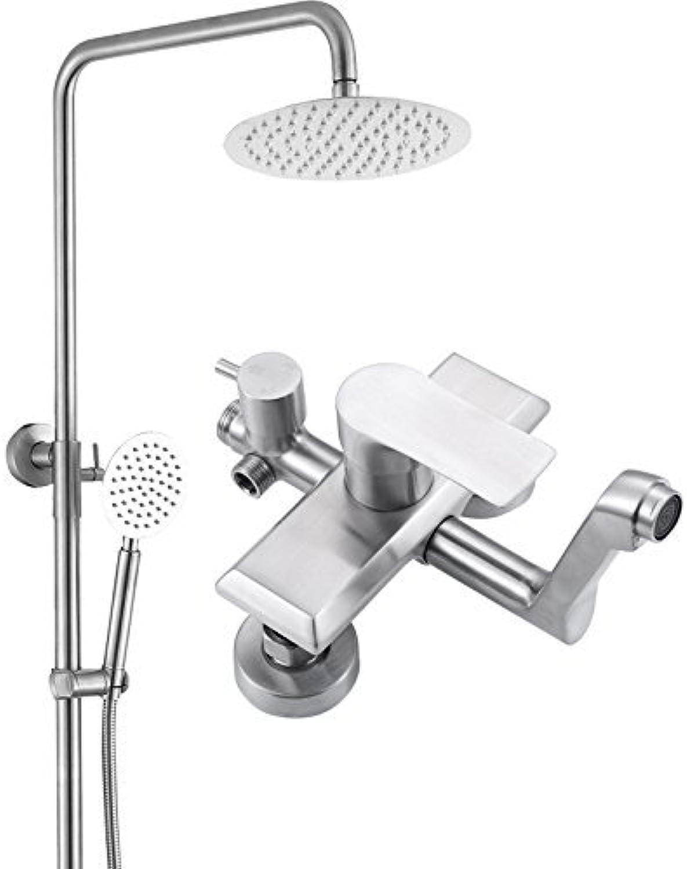 FuweiEncore Duschsule Dusche Dusche Set Booster Dusche Dusche Wasserhahn