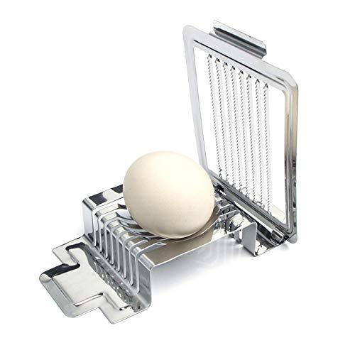 Cortadora de huevos Herramientas de cocina 2 en 1 Corte multifunción Cocina Cortadora de huevos Cortador de secciones Molde Gadgets Herramientas Ferramentas Accesorios para hornear Asshow