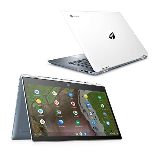 HP ノートパソコン HP Chromebook x360 14 14インチ フルHDブライトビュー・IPSタッチディスプレイ 2in1 コ...