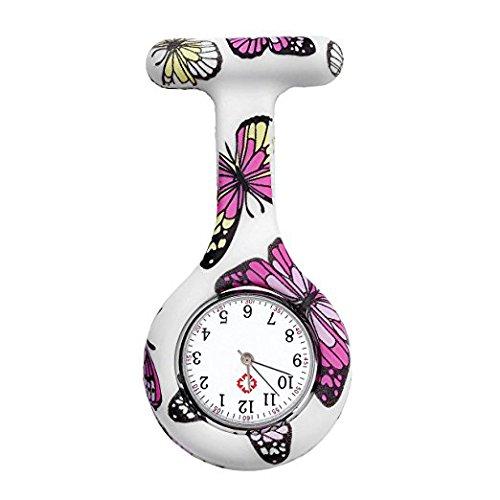 XeibD Enfermeras de Moda Reloj...