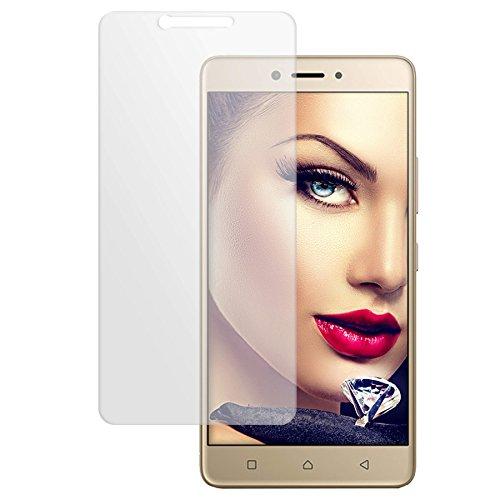 mtb more energy® Schutzglas für Lenovo K6 Note (K53A48, 5.5'') - Glasfolie Bildschirm Schutzfolie Tempered Glass