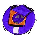 YLHXYPP Profesión 4 Color Buceo apnea Formación Boya Bandera...