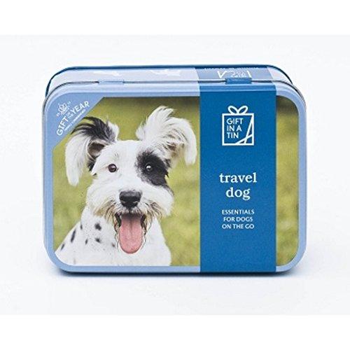 Kit de viaje para perros (en lata)
