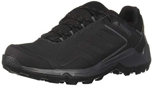 adidas outdoor Men's Terrex EASTRAIL GTX Hiking Boot, Carbon/Black/Grey Five, 10.5 D US