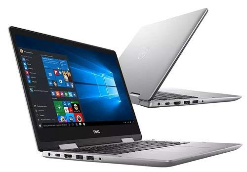 DELL Inspiron 3593 15.6-inch FHD Laptop (10th Gen i5-1035G1/8GB/1TB HDD + 256GB SSD/Win 10 + MS Office/Integrated Graphics/Silver) D560176WIN9S