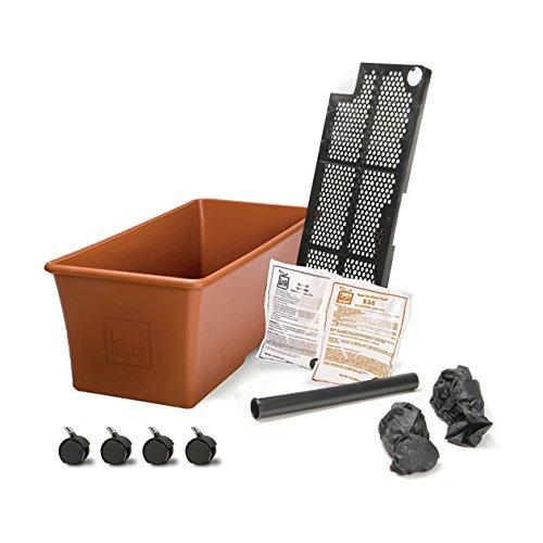 EarthBox Garden Kit,Terracotta (Pack of 1, Organic)