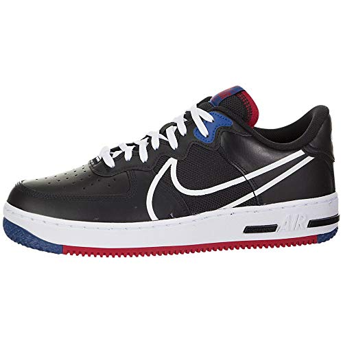 Nike Herren Air Force 1 React Sneaker CT1020-001 (Numeric_42)