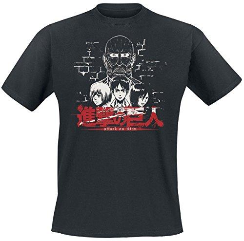 Attack on Titan - T-Shirt Titan (XL)