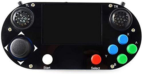NoBrand Gamepad 6color Transparent Couleur Bluetooth sans Fil for Manette de Jeu PS2 2 Plastation 2 Manette Controle QPLNTCQ (Couleur: Transparent Blanc, Taille: 1) (Color : Multi-Colored, Size : B)