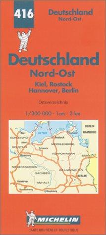 DUITSLAND NOORD-OOST                 KRT