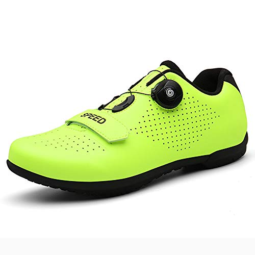 Men's and women's bicycle power-assisted shoes, cycling shoes, non-locking road and mountain biking shoes, non-slip and breathable spring and summer travel sports shoes, hiking/hiking/sports
