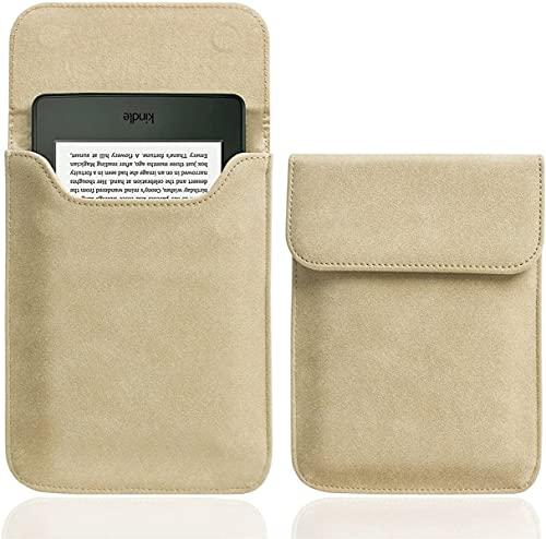 Hülle Schutzhülle Tasche für Kindle Paperwhite 10. Generation 2019 / Alle Kindle Paperwhite-Versionen/Kindle Voyage E-Reader