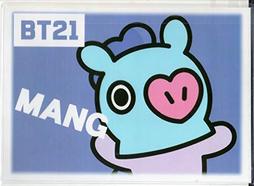 BT21 MANG 防弾少年団 バンタン 透明下敷き 韓国 ap03