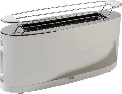 Alessi Toaster mit Aufwärmrost