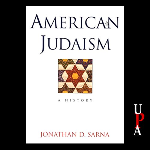 American Judaism cover art
