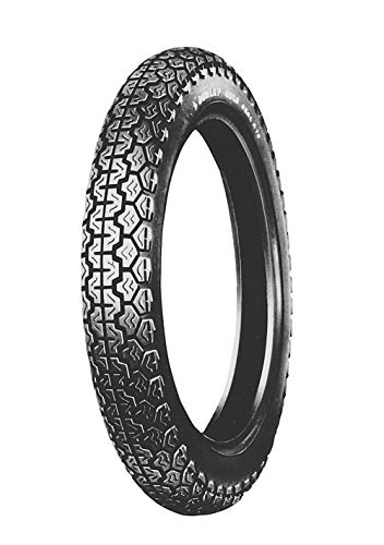 Dunlop K70 Front Motorcycle Tire 3.25–19 Tube Type (54P)
