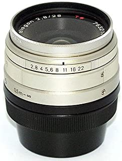 CONTAX Carl Zeiss BiogonT* 28mm F2.8