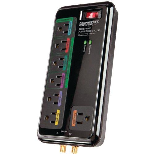 Best buy Monster MP AV 775G Audio Video PowerCenter with