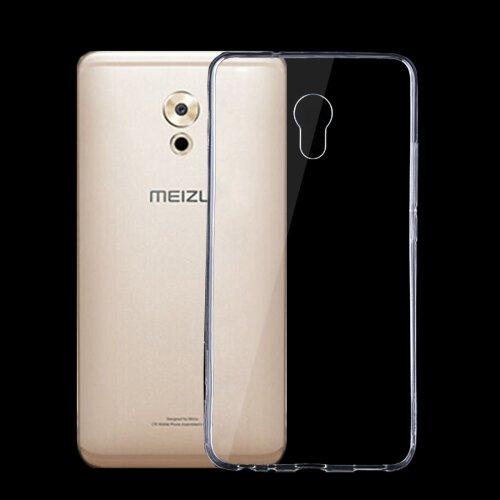 alsatek TPU Protective Case for MEIZU Pro 6Plus Transparent Ultra-Thin Design