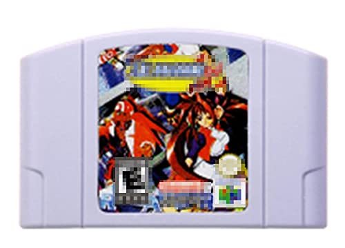 VBTY SHDZSH Tarjeta de videojuega de 64 bits con Tarjeta de Consola de Juegos para Nintendo (Color : Airboarder EUR)