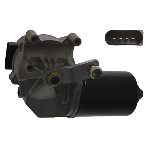 Febi Bilstein 39309 ruitenwissermotor (voor) ruitenwissermotor, aantal aansluitingen: 4, 1 stuk