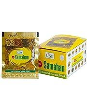Kruidenthee Samahan ayurveda ayurvedic herbal natuurlijke thee, goede en effectieve preventie en verlichting van verkoudheid en verkoudheidsgerelateerde symptomen, 60 pakjes per 4 g
