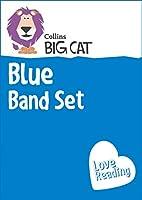 Blue Band Set: Band 04/Blue (Collins Big Cat Sets)