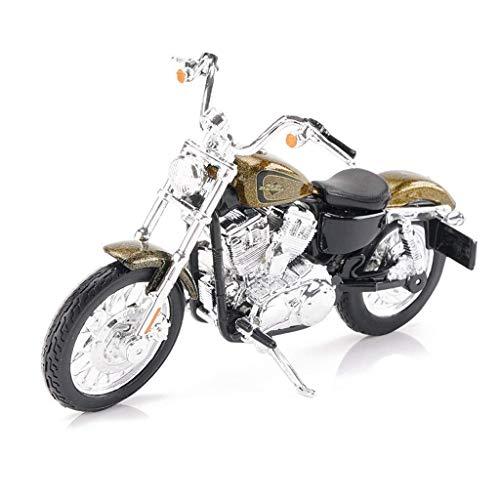 Modelos de Motocicletas a Escala, Alta simulación 1:18 segunda mano  Se entrega en toda España