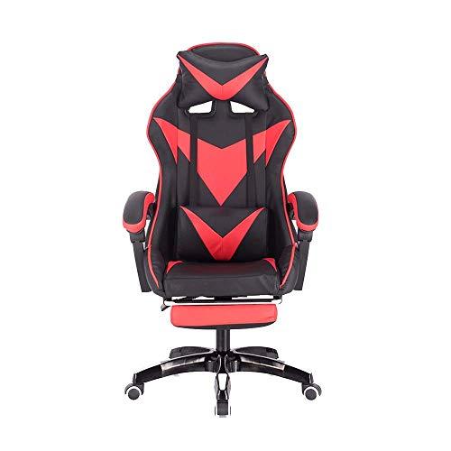 test JIEER-C Stuhl Gaming Racing Stuhl, Computer Video Stuhl mit hoher Rückenlehne Ergonomisches Design… Deutschland