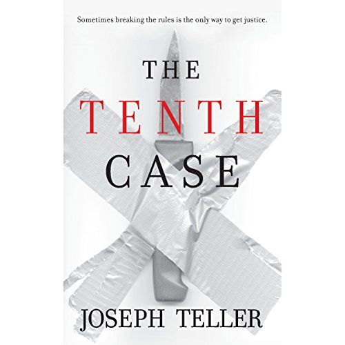 The Tenth Case audiobook cover art