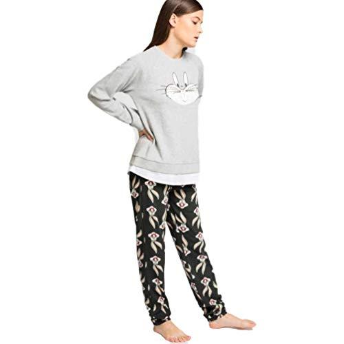 GISELA Pijama de Mujer Bugs Bunny 2/1604