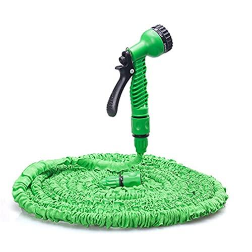 Slang HMOS 25-200FT Uitbreidbare magische flexibele tuinslang met spuitpistool voor het waterglas van de tuin nieuwe…