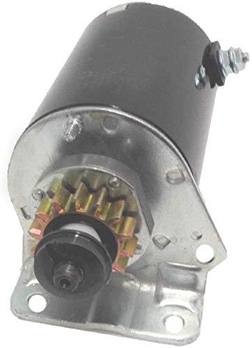 14 Zähne Metall Anlasser Starter E-Starter für Briggs&Stratton 21A707 21A807 21A877 21A902 21A907 21A977