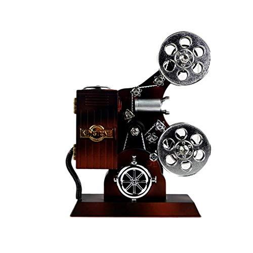 HXHBD DIY Caja de música de Madera Caja de música giratoria Creativa, Caja de música mecánica de la Caja de música Cumpleaños de la decoración * Producto No. :WW-11 Regalo de Caja de música