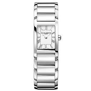 Baume & Mercier Women's 8747 Hampton Cuff Swiss Watch image