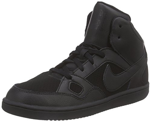 Nike Nike Son Of Force Mid (ps), Jungen Basketballschuhe, Schwarz, 29.5 EU
