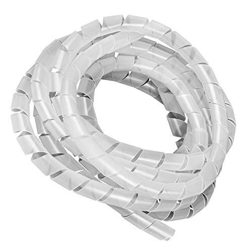 Maclean MCTV-684T Cable flexible en espiral Cinta en espiral Maclean MCTV-684T Cubrecables...