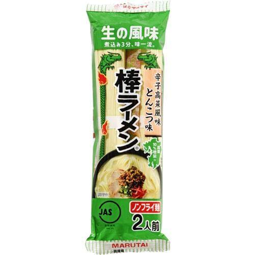辛子高菜風味棒ラーメン 173g