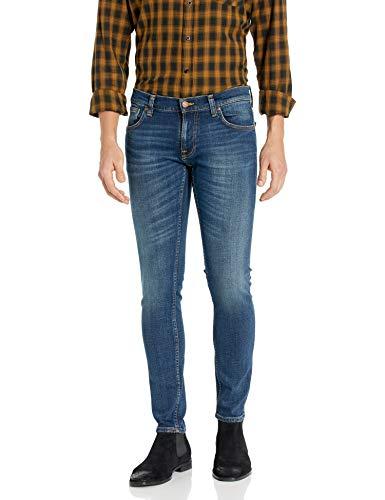 Nudie Jeans Unisex-Erwachsene Tight Terry Dark Dawn Jeans, 29W x 30L
